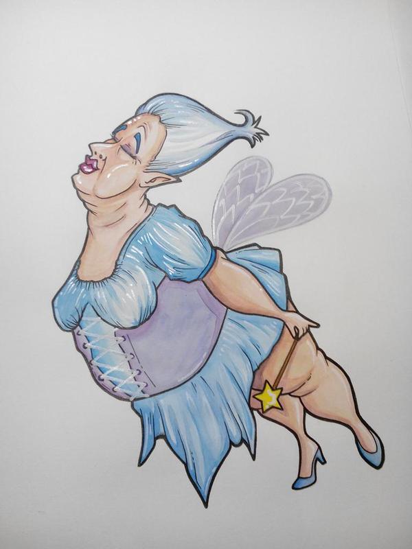 Fat Fairy