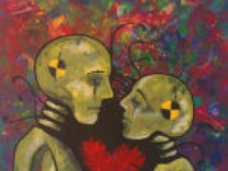 Painting Fragile Love