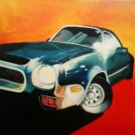Painting Car