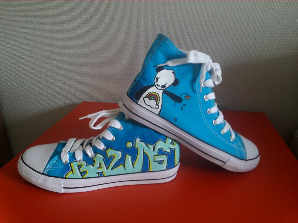 Bazinga Shoes