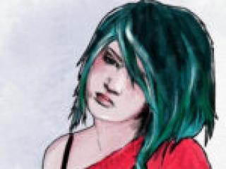 Sad Emerald