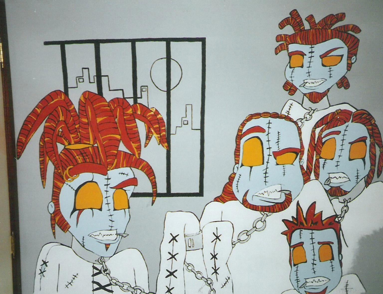 Mural KoRn