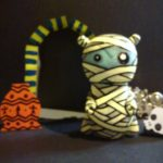 Art Toy Mummy