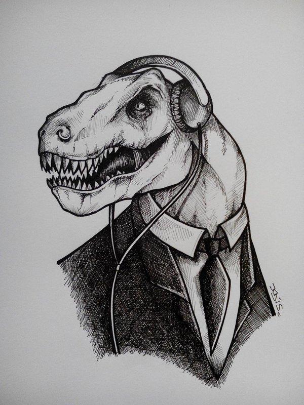 Modern Dino