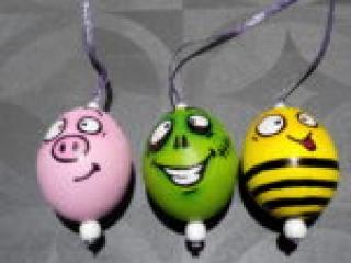 Cartoon Eastereggs