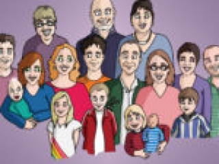 FamilyPortrait Vandebriels