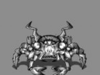 Illustration Space Invader