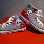 Skull Shoes